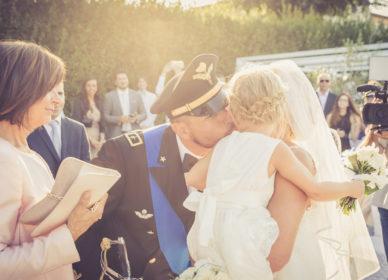 Scatti di matrimonio spontanei